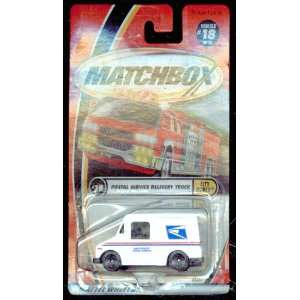 /75 City Dudes Postal Service Delivery Truck 164 Scale Toys & Games