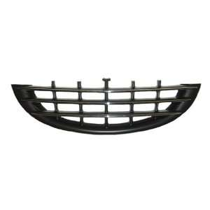 OE Replacement Chrysler PT Cruiser Front Bumper Grille (Partslink