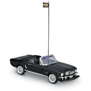 Radio controlled 1964 Ford Mustang Convertible Black