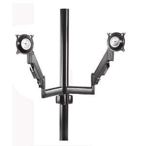 Chief K Series Height Adjustable Pole Mount for Dual 10 30