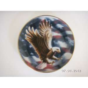The American Eagle Vintage 1991 Franklin Mint Heirloom