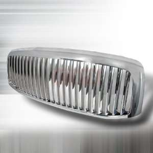 Dodge 2006 2007 Dodge Ram Pick Up Vertical Grille Chrome