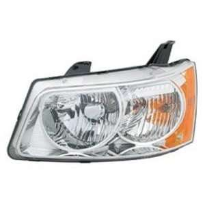 Pontiac Torrent Replacement Headlight Assembly   Driver