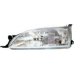 95 96 TOYOTA CAMRY HEADLIGHT LH (DRIVER SIDE), For USA