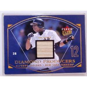 Soriano 2004 Ultra Diamond Producers Bat Card