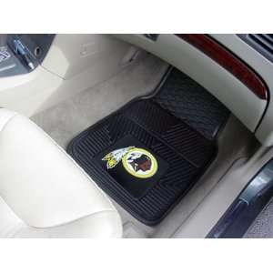 NFL   Washington Redskins Heavy Duty 2 Piece Vinyl Car