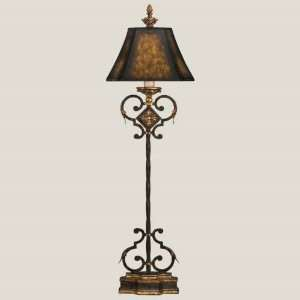 Fine Art Lamps 234915 Castile 41H 1 Light Table Lamp in Antiqued Gold