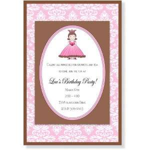 Childrens Birthday Party Invitations   M40 H20 Health