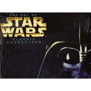 The Art of Star Wars Classic Characters 1998 Calendar Ralph McQuarrie