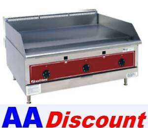 NEW SOUTHBEND 48 GAS GRIDDLE FLAT GRILL MODEL HDG 48