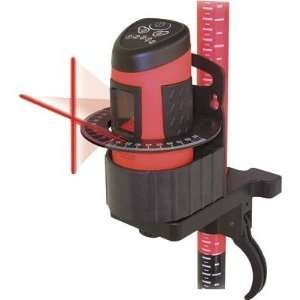 Self Leveling Laser Cross Level Kit with Laser Pole
