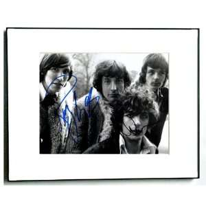 Pink Floyd Roger Waters Nick Mason Autographed Signed