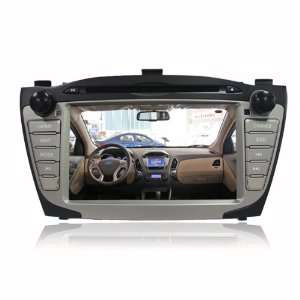 Rupse 7 inch DVD GPS player Bluetooth iPod with Digital Touch