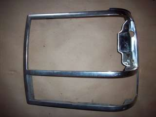1991 1992 Ford Ranger Headlight Bezel LH