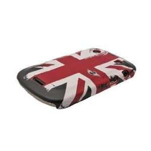 MINI Black/Red/White Union Jack Hard Case Cover for
